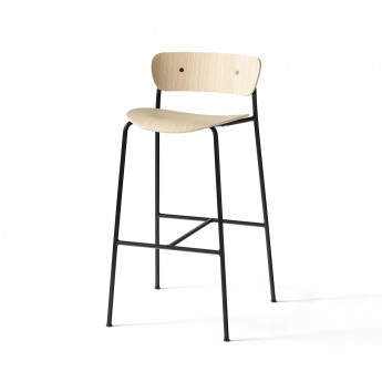 PAVILION Bar stool - AV9 - Oak