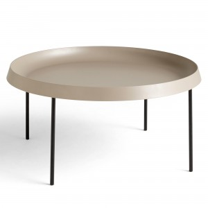 TULOU Coffee table Mocca / Black L