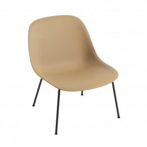 Fauteuil lounge chair FIBER - Ochre