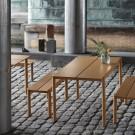 Table LINEAR - Noir