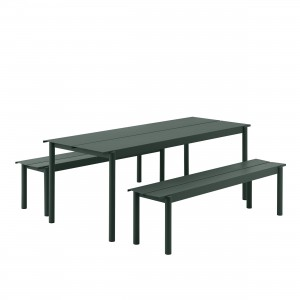 LINEAR Table - Dark green