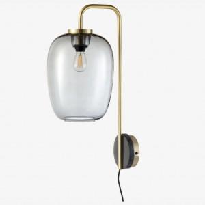 GRAPE Wall lamp - Brass