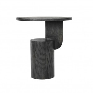 Table d'appoint INSERT - Noir