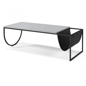 PIERO coffee table white marble
