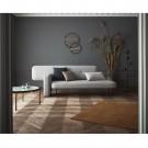 PEBBLE sofa grey