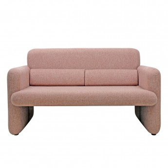 STUDIO sofa coral red