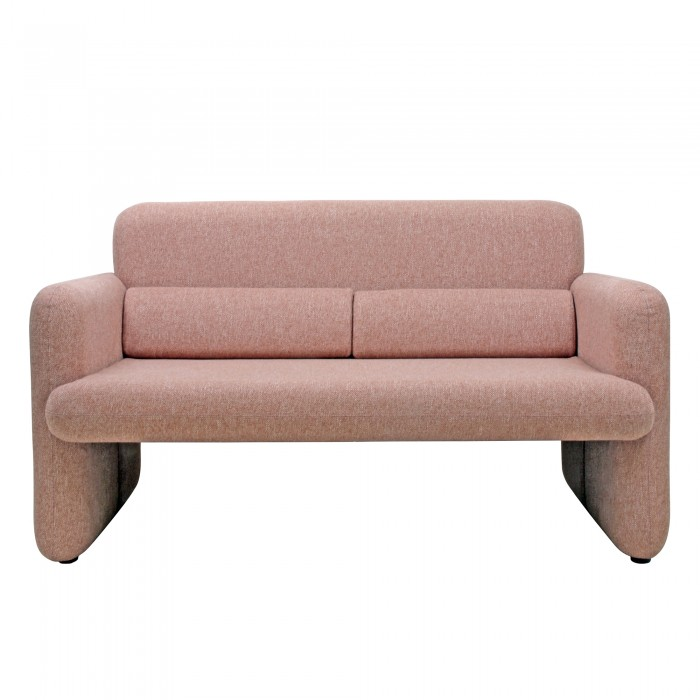 STUDIO sofa coral red