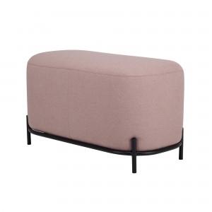 Pink pouf M