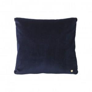 CORDUROY cushion - Navy