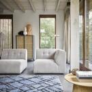 BERBER carpet - blue