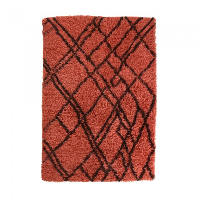 BERBER carpet - red