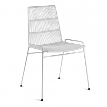 ABACO white chair