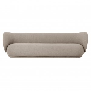 RICO Sofa - Boucle - 4 Seaters