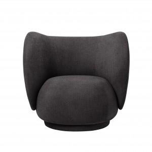 RICO Lounge chair - Boucle