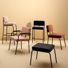 MONDAY Bar stool - StreelcutTrio 966
