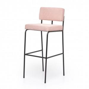 Tabouret de bar MONDAY - Cube 166 Blossom
