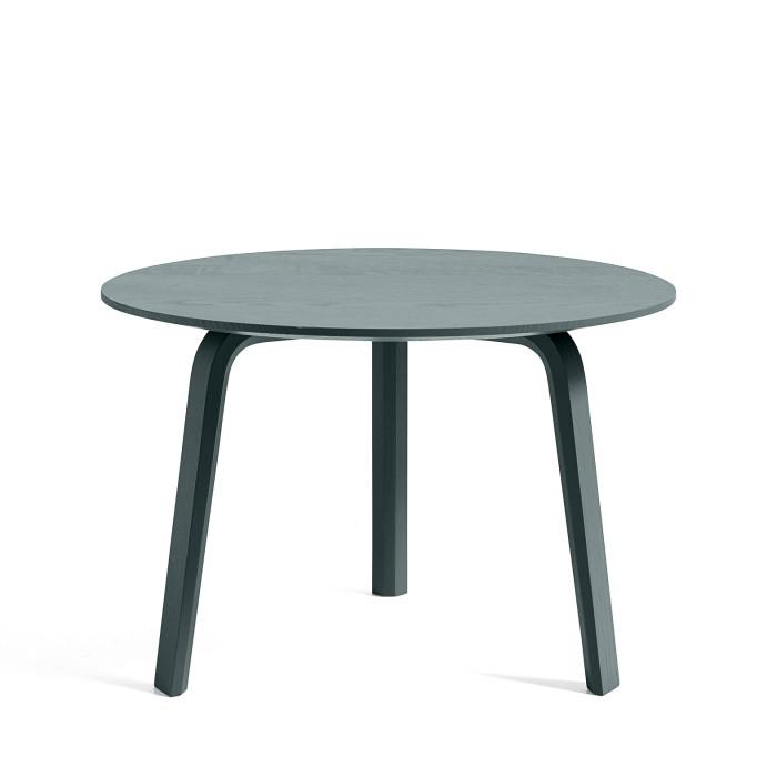Table basse BELLA - ø 60 - Vert