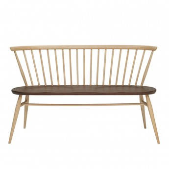 LOVESEAT bench half Mandarin