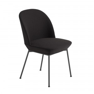 Chaise OSLO noire