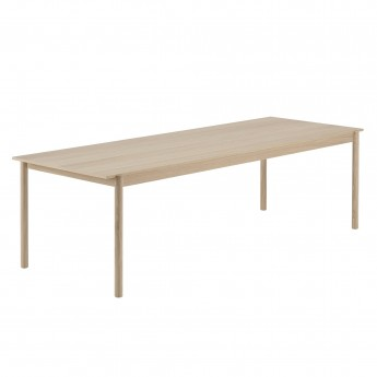 LINEAR Table - oak