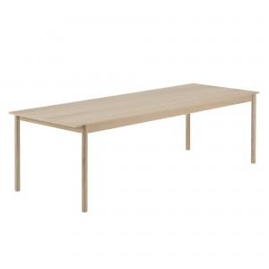 Table LINEAR - chêne