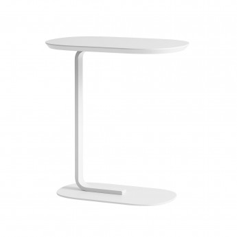 RELATE side table off white