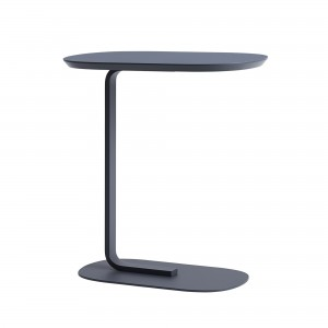 Table d'appoint RELATE bleu gris