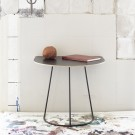 AIRY Coffee table Half size black