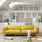REST 3 seaters sofa beige