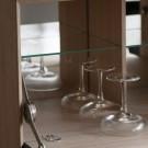 Drinks cabinet LUXE - Chêne blanchi huilé