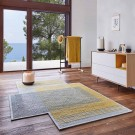 CANEVAS GEO grey rug