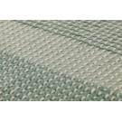 CANEVAS GEO green rug