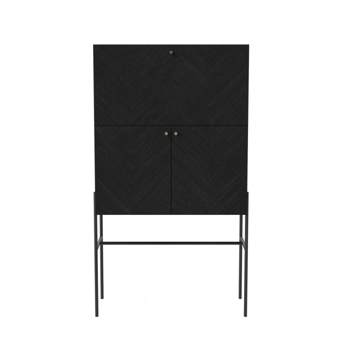Drinks cabinet LUXE - Noir