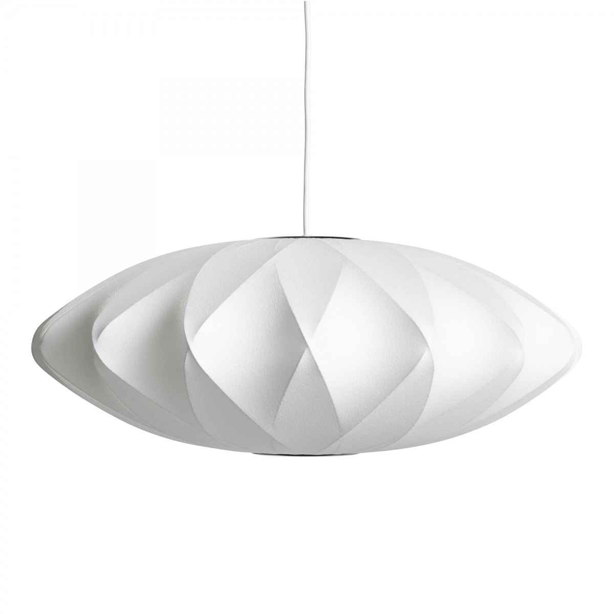 Crisscross Bubble Pendant Light M Designed By Nelson Saucer Hay