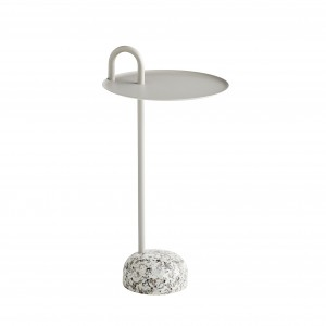 Table d'appoint BOWLER - Beige