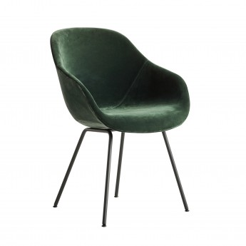 Chaise AAC 127 - Lola dark green