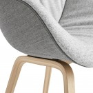 Chaise AAC 123 - Hallingdal116 - Soft duo