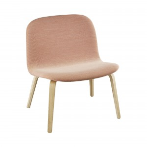 VISU upholstered armchair