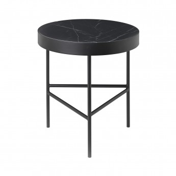 Table MARBLE M Noir