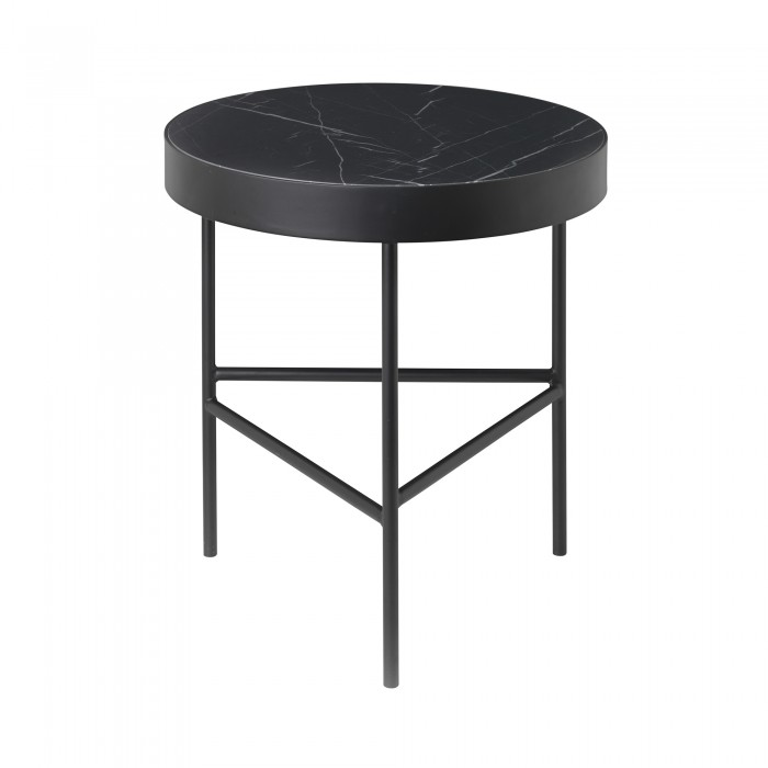 MARBLE Table M black