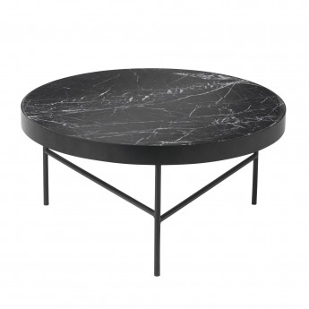 Table MARBLE L Noir