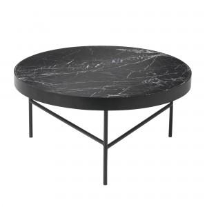 Table MARBLE L noir