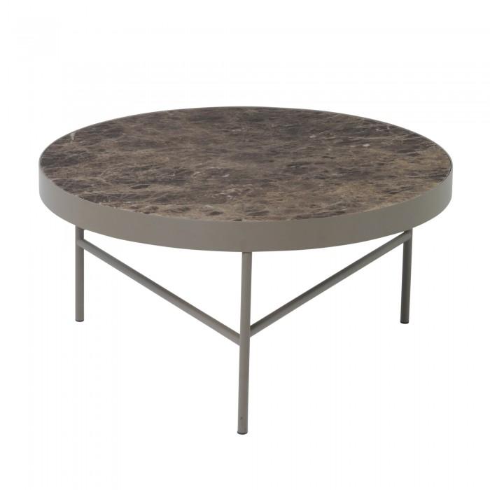 MARBLE Table M black