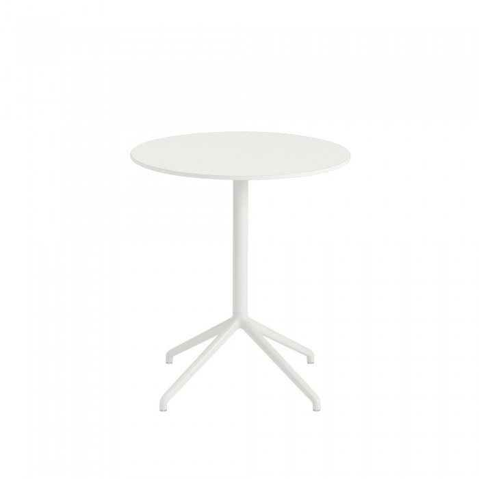 STILL white coffee table