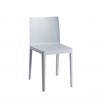 ELEMENTAIRE chair Blue Grey