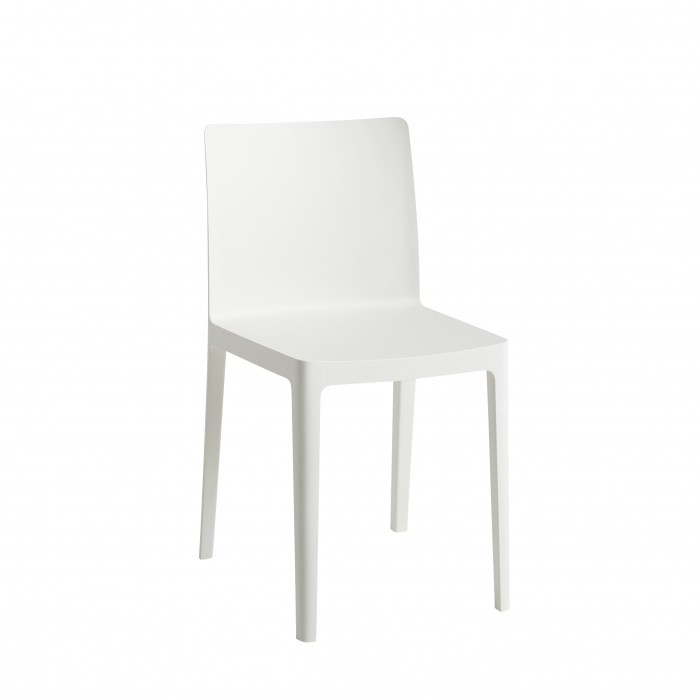 Chaise ELEMENTAIRE Cream White