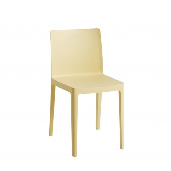 Chaise ELEMENTAIRE Light Yellow