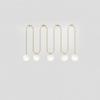 MOTIVE ceiling light short