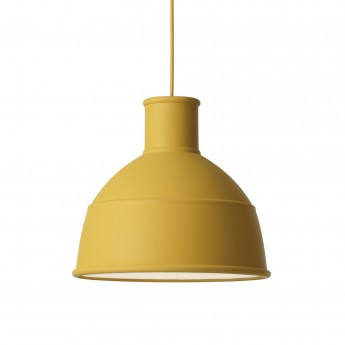 Lampe UNFOLD - Moutarde