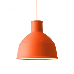 Lampe UNFOLD - Orange